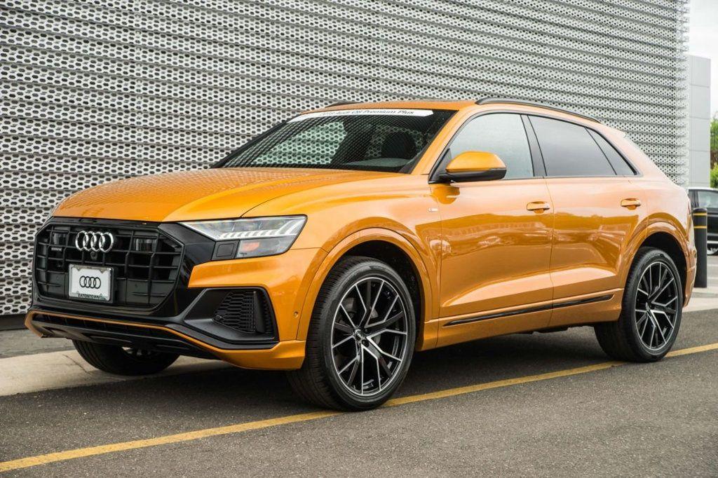 2019 Audi Q8 3.0 TFSI Premium Plus - 18867041 - 2