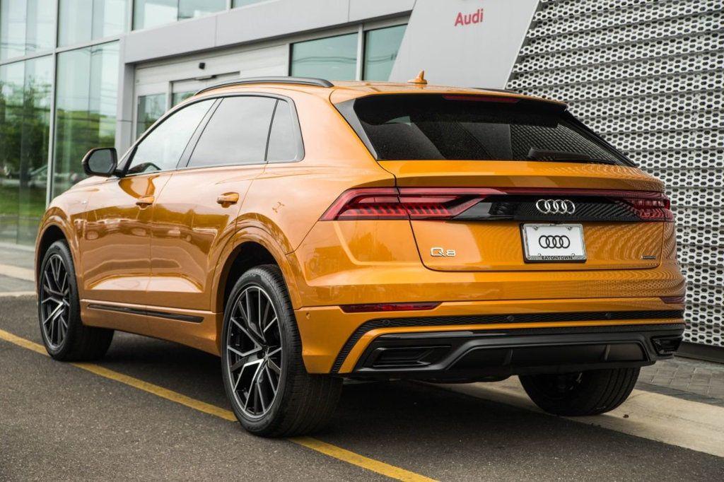 2019 Audi Q8 3.0 TFSI Premium Plus - 18867041 - 4
