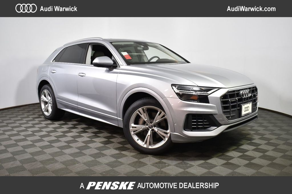 Dealer Video - 2019 Audi Q8 3.0 TFSI Premium Plus - 18632524
