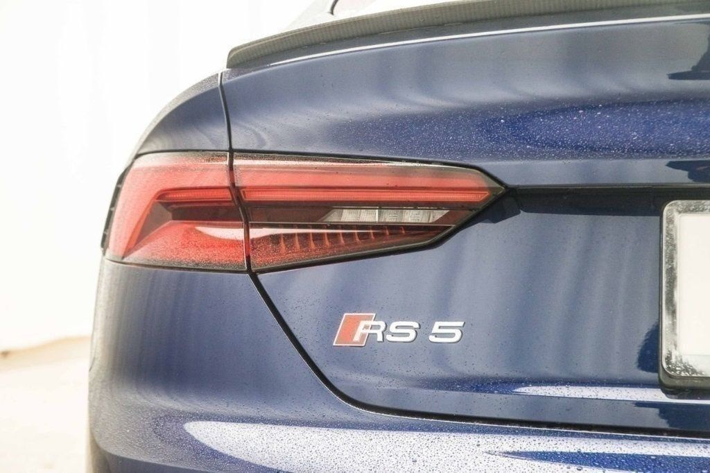 2019 Audi RS 5 Sportback RS 5 SPORTBACK 4DR SDN 2.9 QTRO TIP - 19023858 - 10