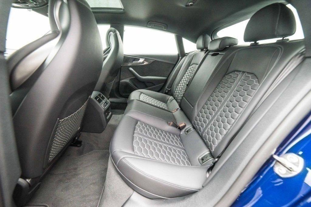 2019 Audi RS 5 Sportback RS 5 SPORTBACK 4DR SDN 2.9 QTRO TIP - 19023858 - 36