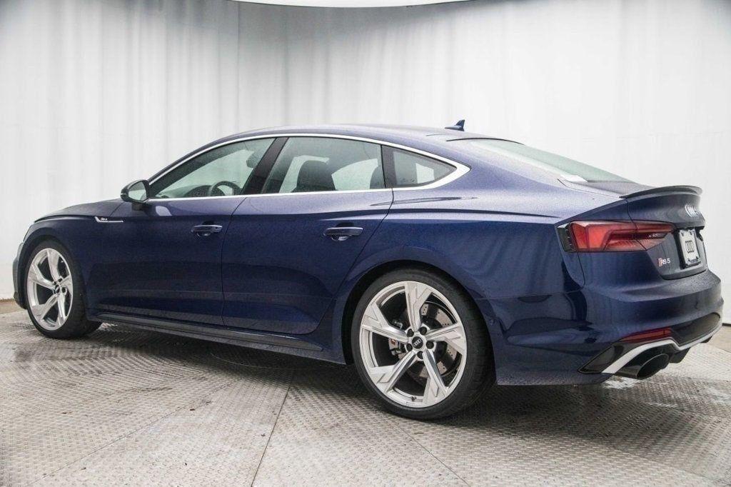 2019 Audi RS 5 Sportback RS 5 SPORTBACK 4DR SDN 2.9 QTRO TIP - 19023858 - 5