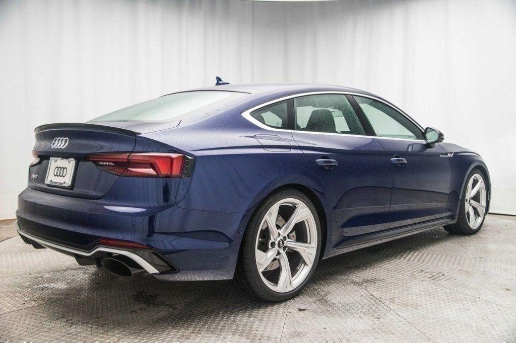2019 Audi RS 5 Sportback RS 5 SPORTBACK 4DR SDN 2.9 QTRO TIP - 19023858 - 7