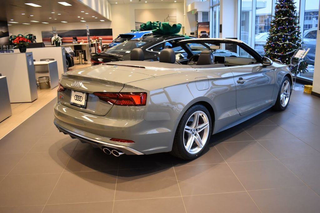 Dealer Video - 2019 Audi S5 Cabriolet CABRIOLET 2DR CAB 3.0 TFSI - 18939896