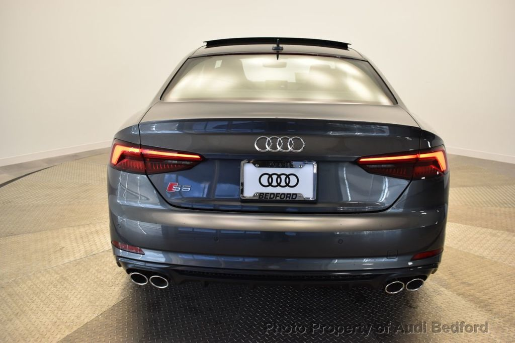 2019 Audi S5 Coupe COUPE 2DR CPE 3.0 TFSI - 19134915 - 4