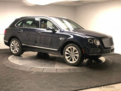New 2019 Bentley Bentayga  SUV