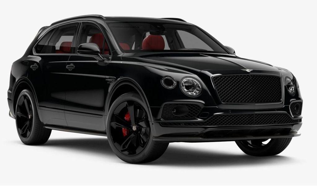 2019 Bentley Bentayga Black Specification - 18398630 - 0