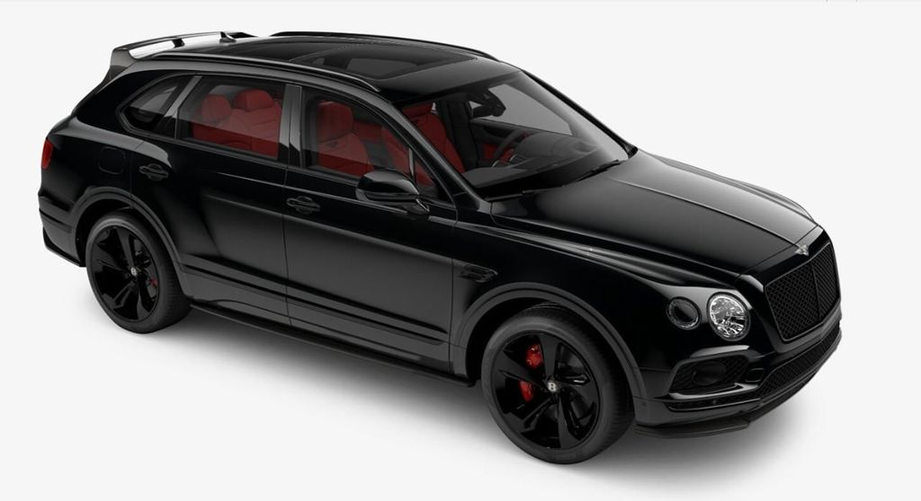 2019 Bentley Bentayga Black Specification - 18398630 - 4