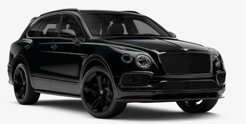 2019 Bentley Bentayga V8 Black Specification - 18403222 - 0