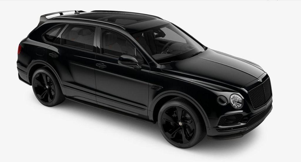 2019 Bentley Bentayga V8 Black Specification - 18403222 - 4