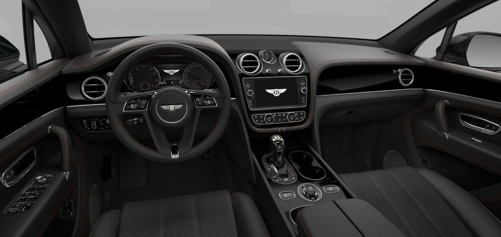 2019 Bentley Bentayga V8 Black Specification - 18403222 - 5