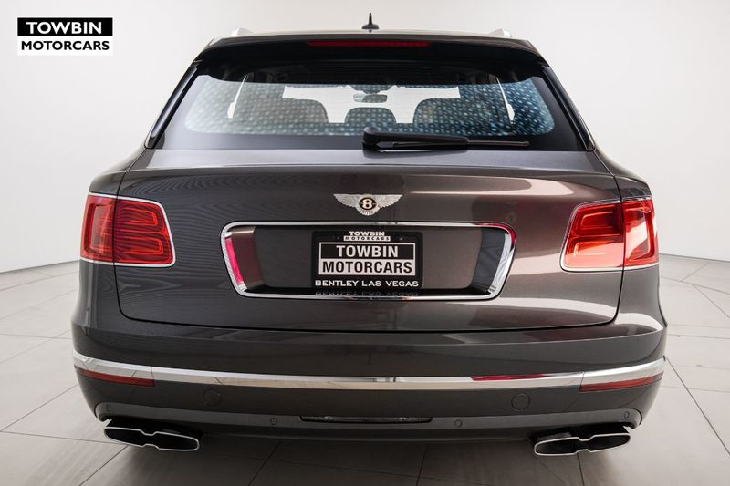 2019 Bentley Bentayga V8 4.0 L TWIN-TURBO V8 - 18134562 - 5