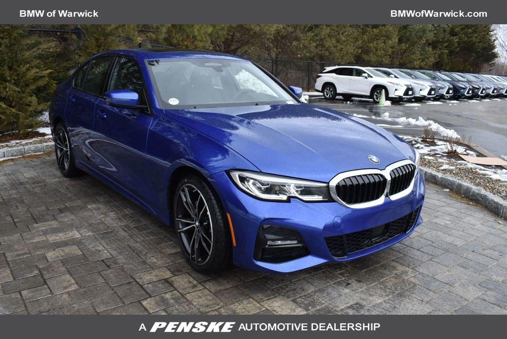 2019 BMW 3 series 330i xDrive - 18610026 - 0