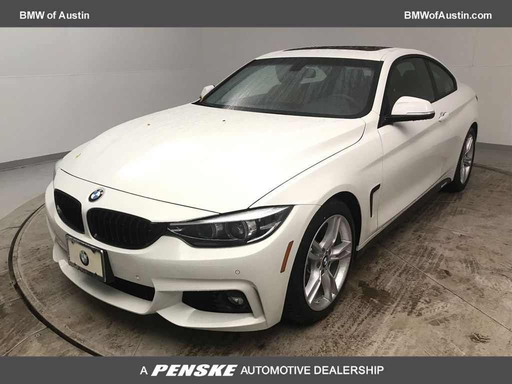 Dealer Video - 2019 BMW 4 Series 430i - 18100978