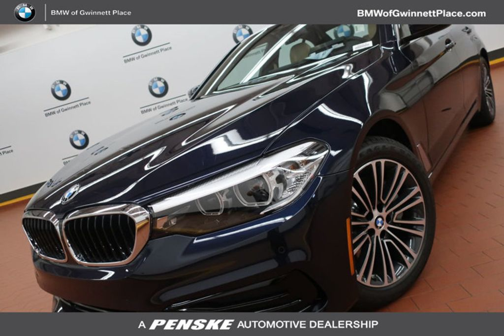 Dealer Video - 2019 BMW 5 Series 530i - 18072616
