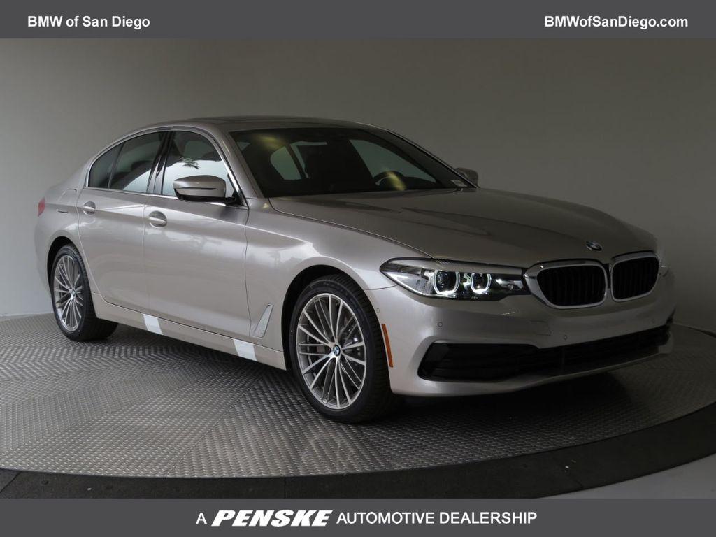 2019 New BMW 5 Series 530i Sedan for Sale in San Diego