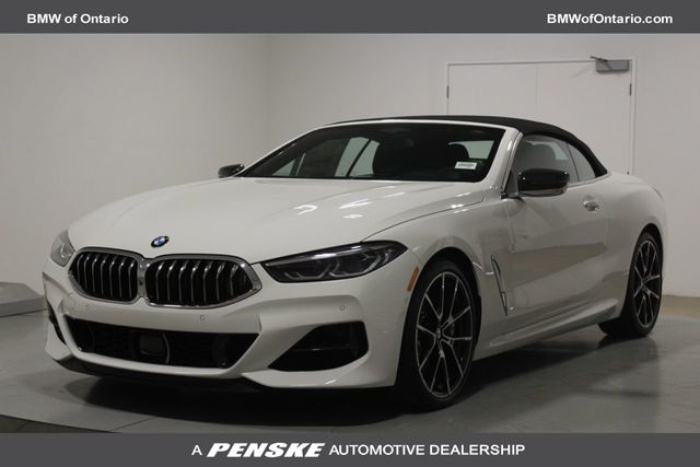 2019 New Bmw 8 Series M850i Xdrive At Bmw Of Ontario Serving Chino Hills Corona Upland And Rancho Cucamonga Ca Iid 18968913