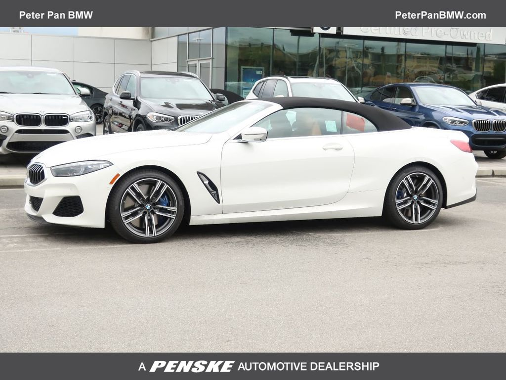 2019 BMW 8 Series M850i xDrive - 18916046 - 0
