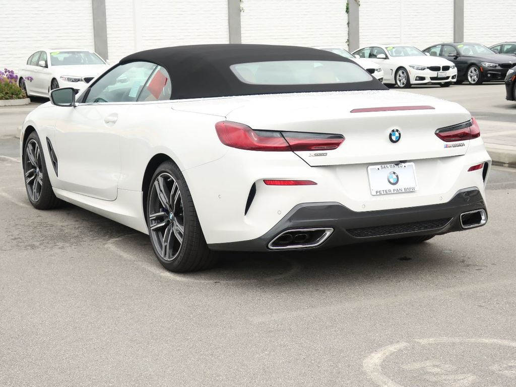 2019 BMW 8 Series M850i xDrive - 18916046 - 2