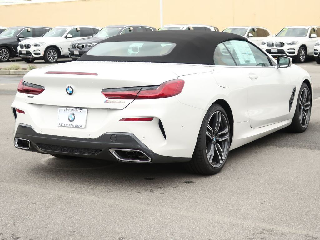 2019 BMW 8 Series M850i xDrive - 18916046 - 4