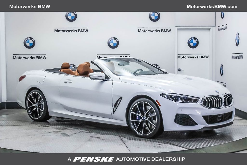 2019 New Bmw 8 Series M850i Xdrive Convertible For Sale In