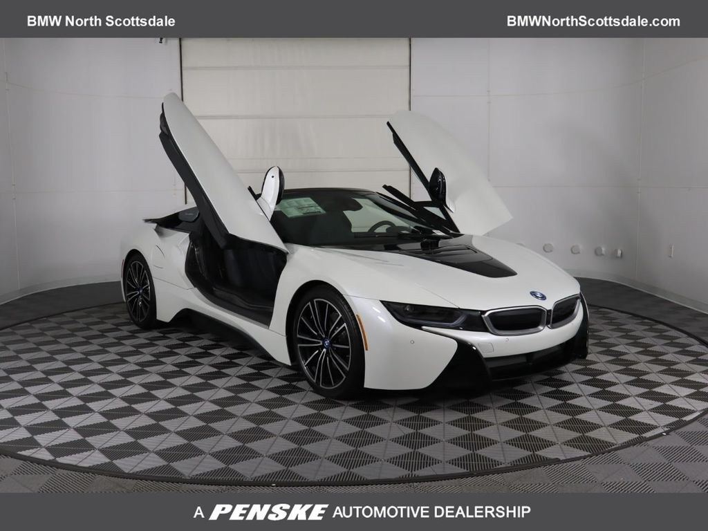 2019 New Bmw I8 Roadster At Penske Automall Az Iid 19286872