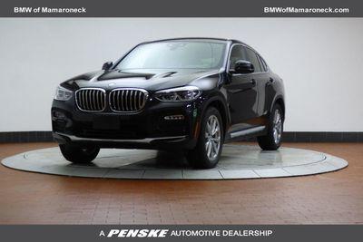 New 2019 BMW N/A SAV X4 30XI 4DR 30I XDRIVE SPT