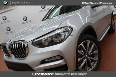 2019 New BMW X3 SDrive30i Sports Activity Vehicle At Of Gwinnett
