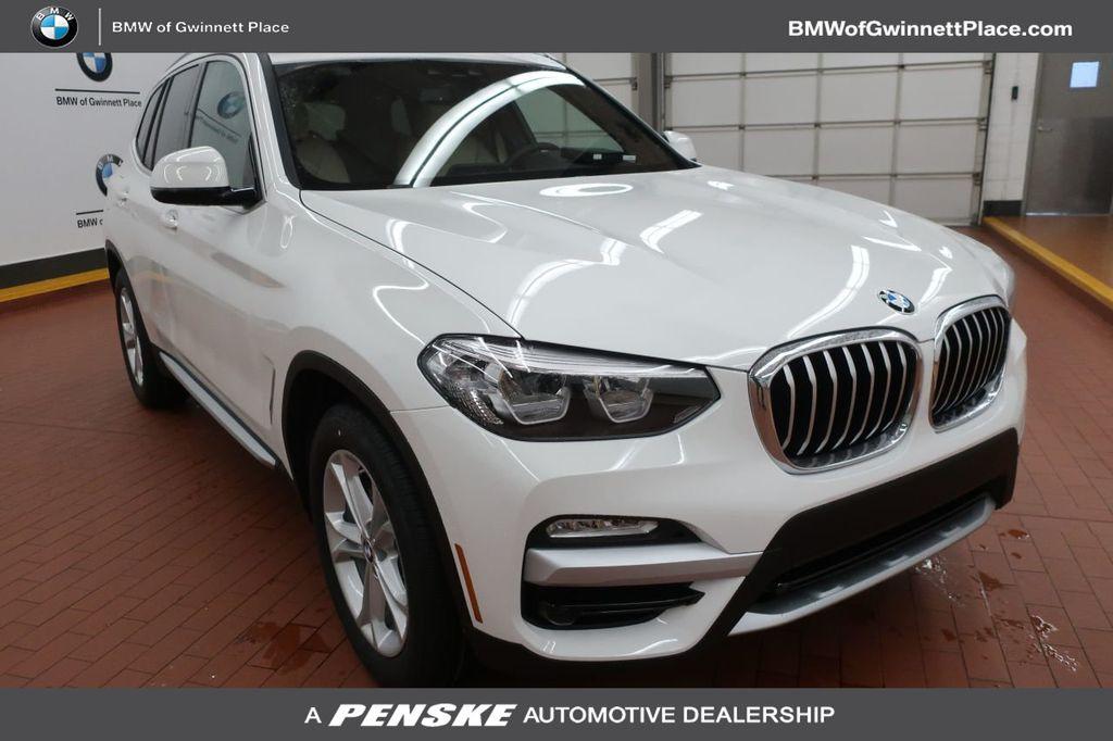 2019 BMW X3 xDrive30i Sports Activity Vehicle - 18313794 - 0