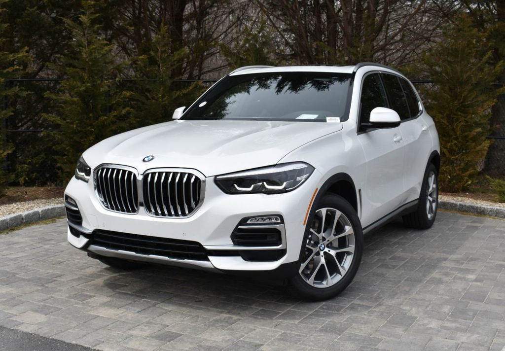 2019 BMW X5 xDrive40i Sports Activity Vehicle - 18784856 - 1