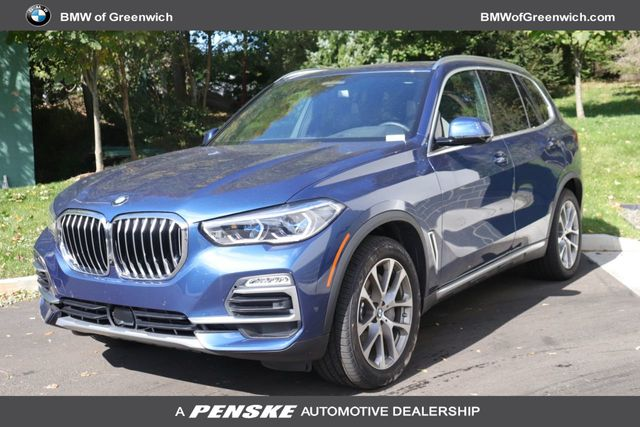 2019 New BMW X5 xDrive50i Sports Activity Vehicle at BMW of Greenwich  Serving Rye, NY, Stamford & Greenwich, CT, IID 18601700