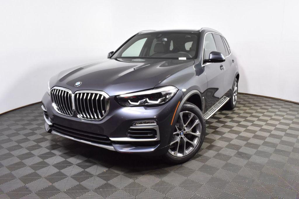 2019 BMW X5 xDrive50i Sports Activity Vehicle - 18644966 - 1