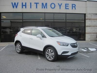 New 2019 Buick Encore AWD 4dr Preferred SUV