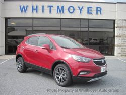 2019 Buick Encore - KL4CJ2SM0KB723709