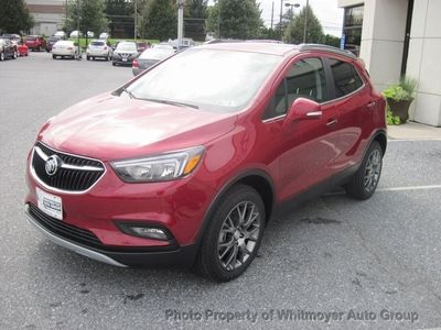 2019 Buick Encore AWD 4dr Sport Touring - Click to see full-size photo viewer