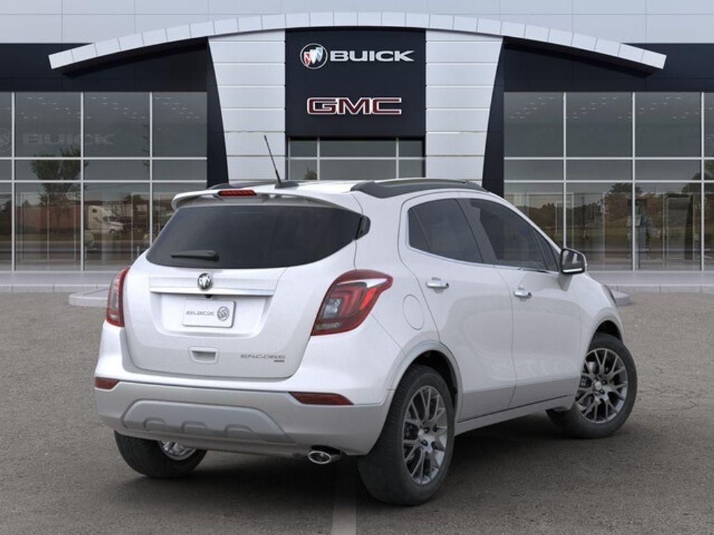 2019 Buick Encore AWD Sport  - 18456957 - 3