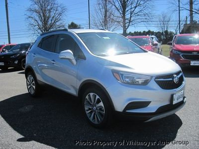 New 2019 Buick Encore FWD 4dr Preferred SUV