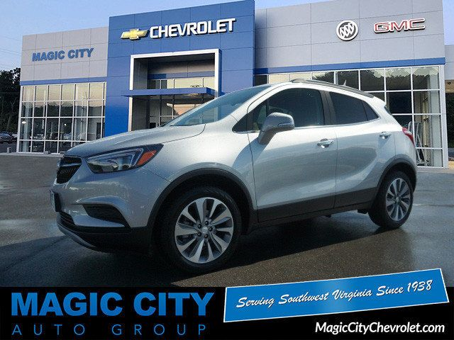 2019 Buick Small Electric SUV: News >> 2019 New Buick Encore Fwd 4dr Preferred At Magic City Auto Group Serving Roanoke Lexington Covington Christiansburg Lynchburg And Surrounding