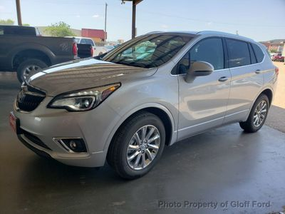 New 2019 Buick Envision AWD 4dr Essence SUV