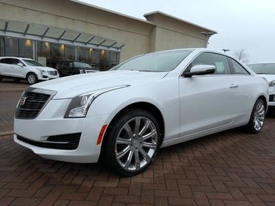 2019 Cadillac Ats Coupe 2dr Coupe 2 0l Awd Coupe For Sale Red Bank Nj 46 560 Motorcar Com