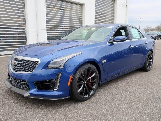 2019 Cadillac Cts V Sedan 4dr Sedan Sedan For Sale Red Bank Nj 106 635 Motorcar Com