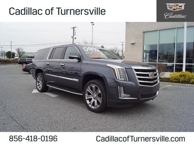 2019 New Cadillac Escalade Esv 4wd 4dr At Turnersville Automall Serving South Jersey Nj Iid 18568982