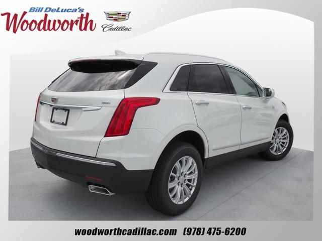 2019 New Cadillac Xt5 Fwd 4dr At Bill Deluca Auto Group Serving