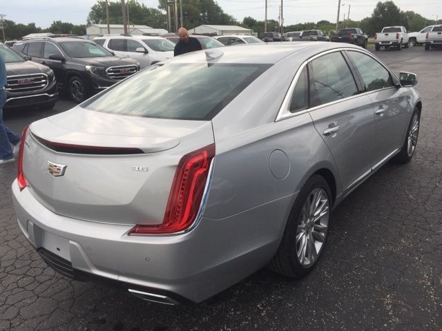 2019 New Cadillac Xts 4dr Sedan Luxury Fwd At Jay Hatfield Serving