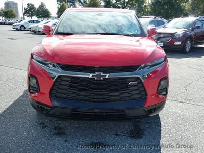 2019 Chevrolet Blazer AWD 4dr RS - Click to see full-size photo viewer