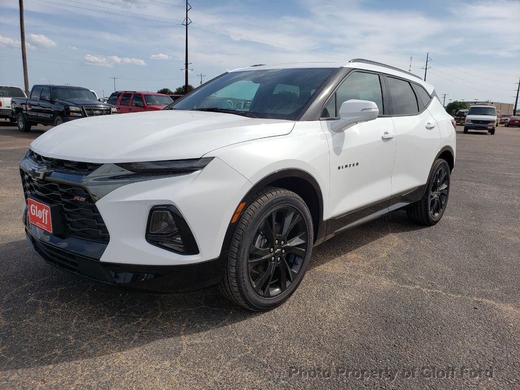 Dealer Video - 2019 Chevrolet Blazer FWD 4dr RS - 19171922