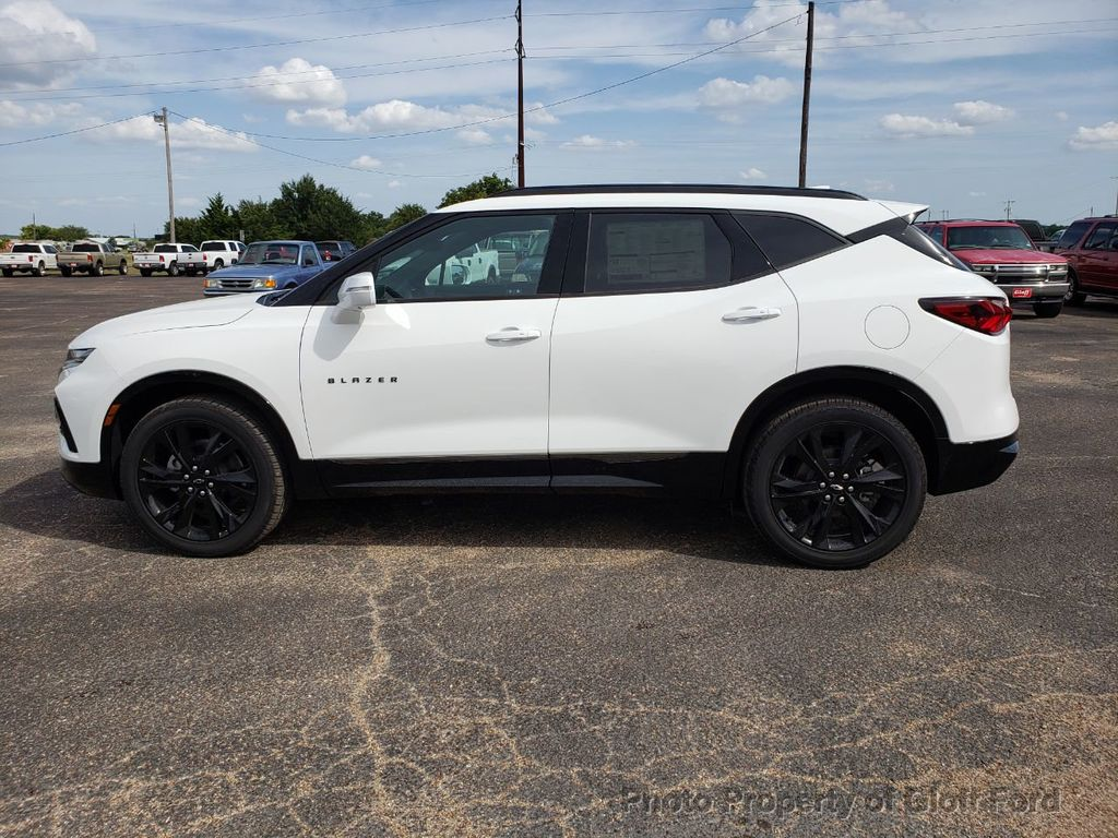 2019 New Chevrolet Blazer FWD 4dr RS at Gloff Ford Serving