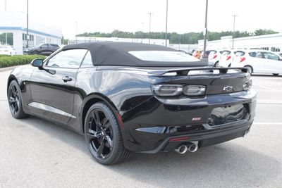 2019 Chevrolet Camaro 2dr Convertible SS w/2SS - Click to see full-size photo viewer