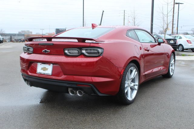 2019 Chevrolet Camaro 2dr Coupe SS w/1SS - 18522622 - 4