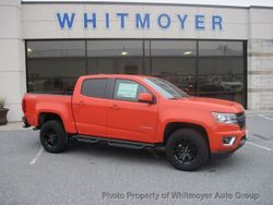 2019 Chevrolet Colorado - 1GCGTDEN9K1168489
